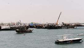 Intense summer heat hits fishing activities in Qatar