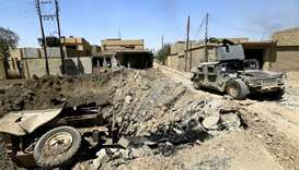 Iraq in new push against IS holdouts as PM eyes victory