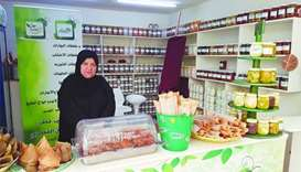 Local businesses get a boost from food market
