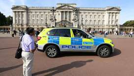 UK police arrest second suspect after Buckingham Palace attack