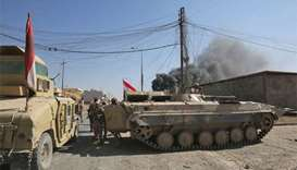 Iraqi forces poised for victory over IS in Tal Afar