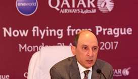 Akbar al-Baker elected chairman of IATA's Board of Governors