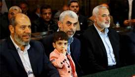 Hamas leader hails Iranian military support