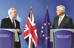 EU warns UK to 'start negotiating seriously'