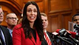New leader of the Labour Party Jacinda Ardern