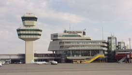 Aeroplanes diverted to unfinished Berlin airport due to WWII bomb