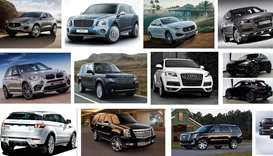 India cabinet approves raising levy on luxury cars, SUVs