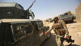Iraqi forces close in on last IS outpost near Tal Afar