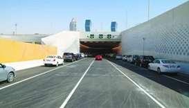 Congestion to ease as tunnels at Pearl Interchange open