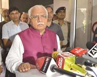 Whatever we did was right: Haryana CM