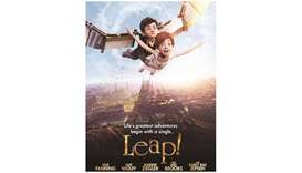 Leap! trips over its sloppy story