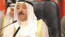 Kuwaiti emir calls for panel to modify GCC