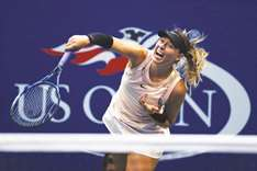 'No question that I'm feared again', says Sharapova