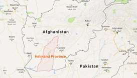 Five killed as Taliban attack money market in southern Afghanistan