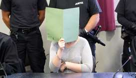 German couple jailed for rape-murder of Chinese student