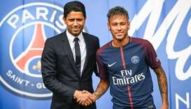 Neymar value will 'double in two years' - PSG president