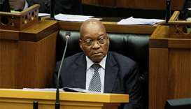 Zuma faces secret vote on no-confidence motion