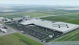 Electric car startup Faraday Future signs factory deal