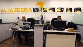 Israeli move on Jazeera 'brazen attack on media freedom'