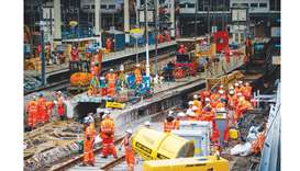Major works begin at Waterloo rail station