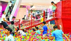 Families flock to 'Summer in the City'
