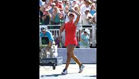 Red-hot Keys clinches title