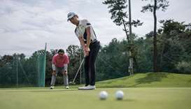 Autistic golfer dreams of Green Jacket