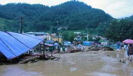 Floods, landslides kill 26 in Vietnam