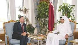 Emir receives Chevron Phillips CEO