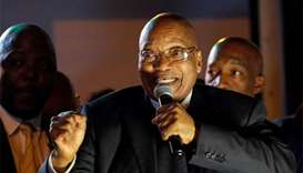 South Africa's Zuma survives vote of no confidence