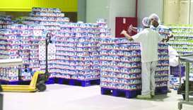 Qatari food processing firm eyes exports to Europe
