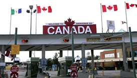 Canada to set up border camp as number of asylum seekers swells