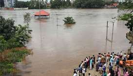 Flash floods kill 27 in Kerala, prompting US travel alert