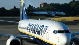 Ryanair row deepens as European pilots strike