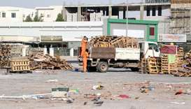 Ministry clears onion zone near central veg market