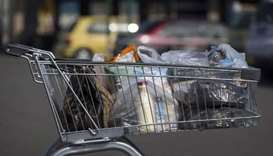 Britain to consider doubling charge on plastic bags
