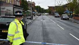 Ten people injured in shooting after Manchester carnival