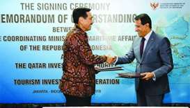 QIA to invest $500mn in Indonesia tourism