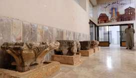 Antiquities museum reopens in Syria's rebel-held Idlib