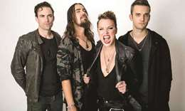 Halestorm's Vicious album is in top 10 at UK, US charts