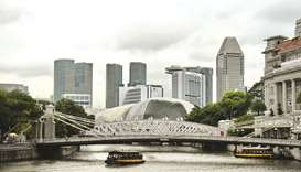 Singapore economy grows at slower pace than projected