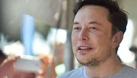 Tesla and The Boring Company founder Elon Musk