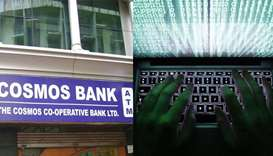 India's Cosmos Bank loses $13.5 mn in cyber attack