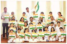 TCA marks India's Independence Day