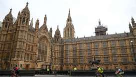Birmingham man behind UK parliament car 'attack'