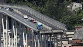 Anger grows in Italy as bridge toll rises to 39