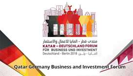 Berlin forum to highlight major projects slated in Qatar, Germany