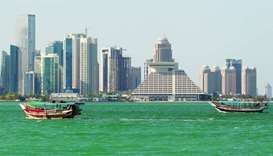 Qatar's macroeconomic environment remains solid at 1st in the region and the 20th globally
