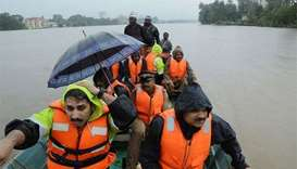 Local boatmen the heroes of flood rescues in Kerala