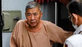 Malaysian 'Iceman' sentenced to death in Thailand
